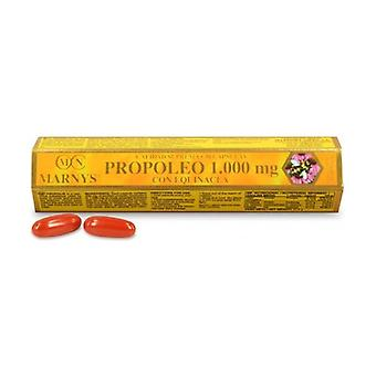 Propolis with Echinacea 30 capsules of 1000mg