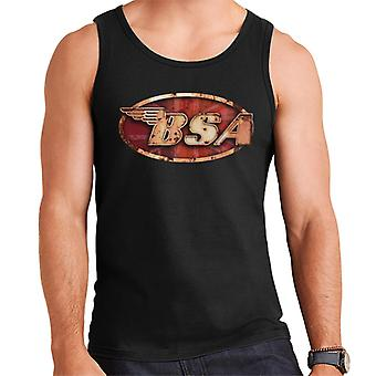 BSA Copper Logo Men's Vest