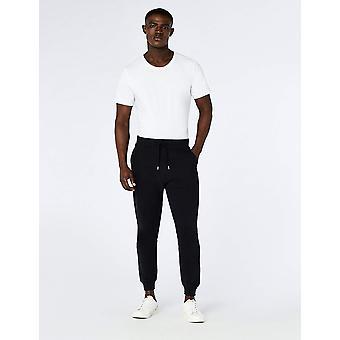 MERAKI Standard Men's Joggers, Black, XL (US L - XL)