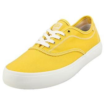 Element Passiph Mens Skate Trainers in Yellow