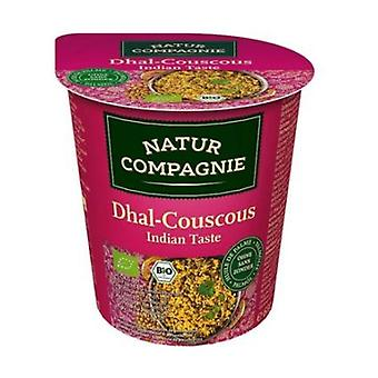 Couscous indiske Instant Plate Bio 68 g