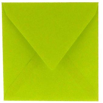 Papicolor Apfel grün 14x14cm Umschläge