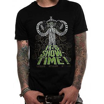 Beetlejuice-Showtime T-Shirt