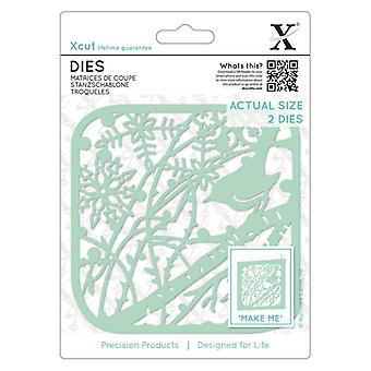 Xcut morre inverno Robin (2pcs) (XCU 503359)