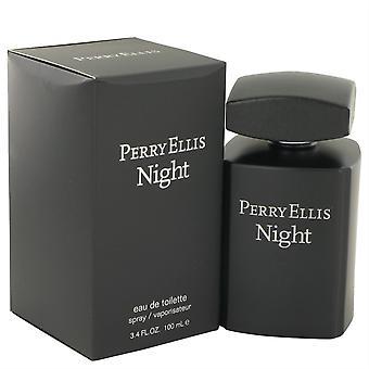 Noche de Perry Ellis Eau De Toilette Spray por Perry Ellis