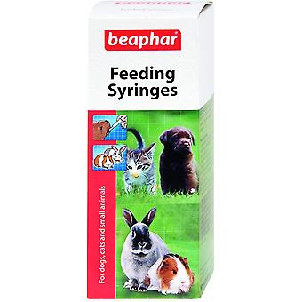 Beaphar Feeding Syringes - 2pk