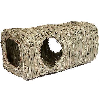 Naturals Woven Stack N Hide Den - 35x15x15cm
