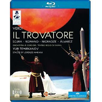 G. Verdi - Il Trovatore [BLU-RAY] USA import
