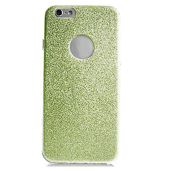 Soft Glitter Shell for iPhone 6/6s | in Green TPU