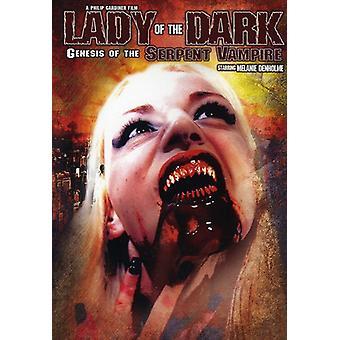 Lady of the Dark: Genesis of the Serpent Vampire [DVD] USA import