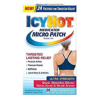 Icy Hot Medicated Micro Patch