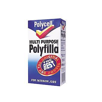 Polycell Multi Purpose Polyfilla Powder 450g PLCMPP450GS