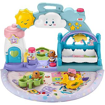 Fisher-Price Little People, Playset - 1-2-3 Babies Playdate