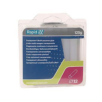 Rapid White Glue Sticks 12 x 94mm Pack of 13 RPD40107355