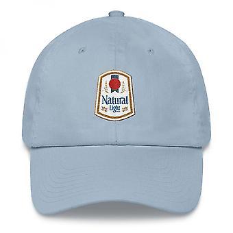 Luonnonvalo Vintage Logo Säädettävä Isä Hattu
