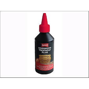 Rentokil Woodworm Treatment Fluid 250ml PWT25