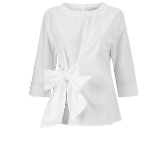 Masai Clothing Bee White Blouse