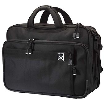 Willex Multifunctional Office Bicycle Bag 20 L Black 12101
