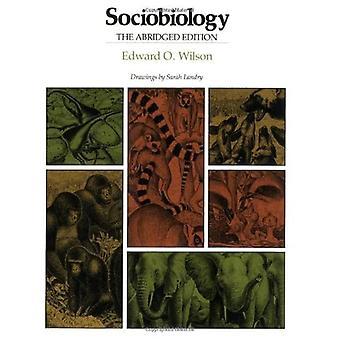Sociobiologie: De nieuwe Synthese (Harvard paperbacks) [Verkort]