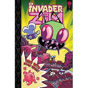 Invader Zim Vol. 3: Deluxe� Edition (Invader Zim)