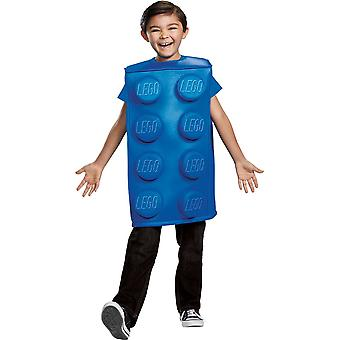 Blue Brick Child Costume - LEGO