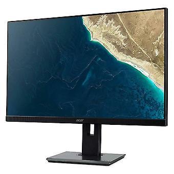 "Acer B277U LED Monitor 27"" / 16:9 / 2560 x 1440 / HDMI / DisplayPort / Speakers"