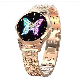 LEMFO LW07 1,09-Zoll-TFT-Bildschirm Smart Weibliche Uhr Sportuhr