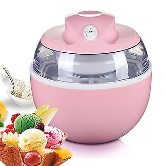 Portable Household Ice Cream Maker Machine, Easy &high Quality