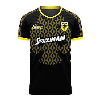 AEK אתונה 2020-2021 משם מושג ערכת כדורגל (Libero)