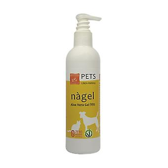 PETS - Nàgel Aloe Vera Gel 99% 250 ml of gel
