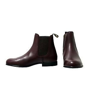 Supreme Products Childrens/Kids Leather Jodhpur Boots