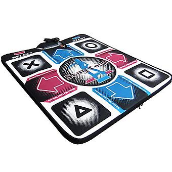 Usb Liukumaton Ddr Dancing Step Dance Mat Pad Dancer Blanket (kuvana)