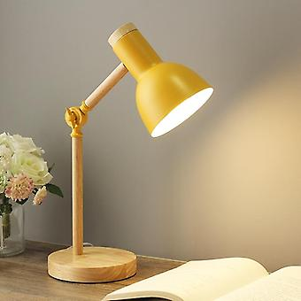 Nordic Modern Bedroom Bedside Lamp For Office And Reading Study