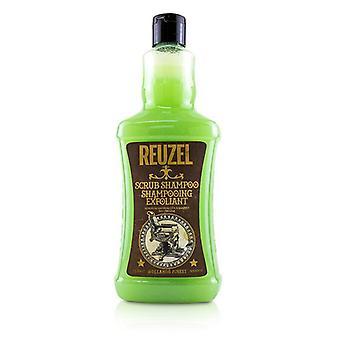 Reuzel Scrub Shampoo 1000ml/33.81oz