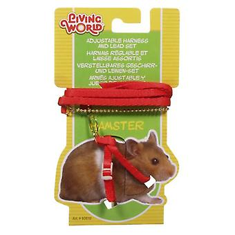 Living World L.W (Small pets , Leads & Harnesses)