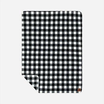 Slowtide Yukon Beach Reversible Blanket Towel - Black White