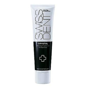 Swissdent Crystal Whitening Toothpaste repair and remineralization 100 ml