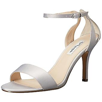 Venetia Womens Nina Open Toe formelle Ankle Strap Sandals