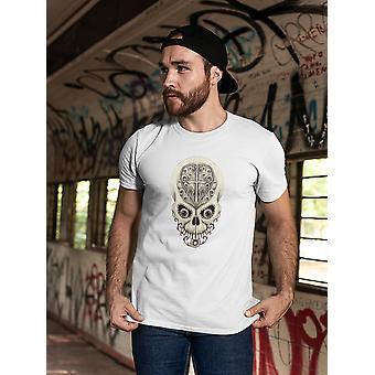 الحب المكسيكي الجمجمة المحملة الرجال-الصورة عن طريق Shutterstock