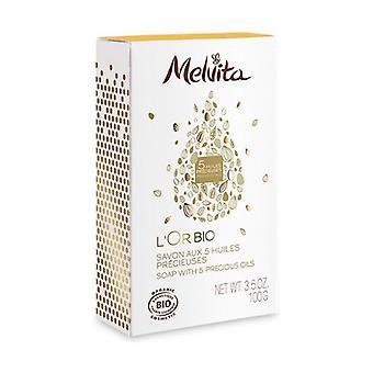 Soap of 5 Precious Oils 100 g