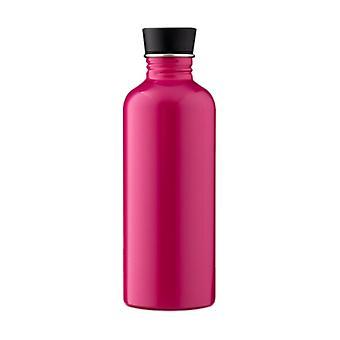 Single Wall Bottle Pink 500 ml