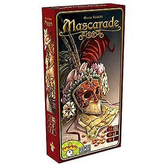 Asmodee mascarade kaartspel