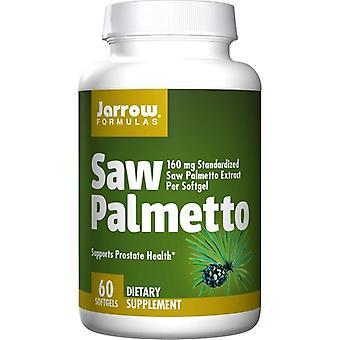 Jarrow Formulas Saw Palmetto Softgels 60