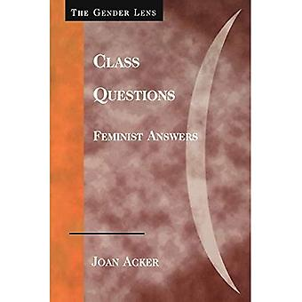 Class Questions: Feminist Answers (Gender Lens)
