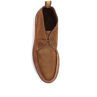 Jones Bootmaker Mens Epping Suede Chukka Boots