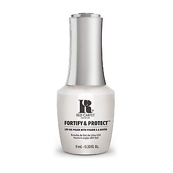 Red Carpet Manicure Fortify & Protect Gel Polish - Alpine Attitude