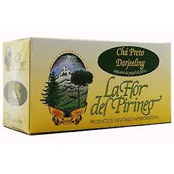 La Flor del Pirineo Te black daarjeling infusion