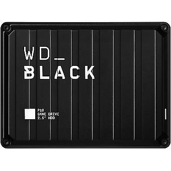 WD_BLACK 5TB P10 Game Drive fr den Zugriff auf Ihre Spielebibliothek von unterwegs – Luft auf