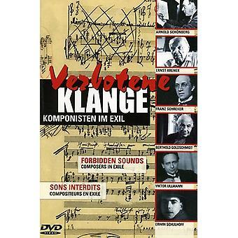 Verbotene Klange [DVD] USA import