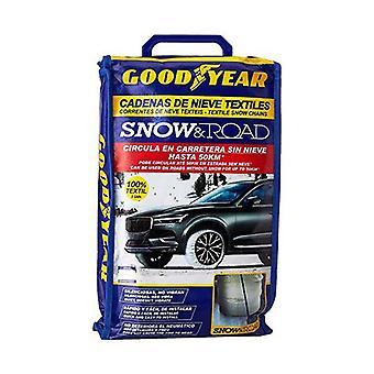 Car Snow Chains Goodyear SNOW & ROAD (XL)